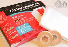 Winter is around the corner, is your house prepared? How to install a window insulator kit with 3M