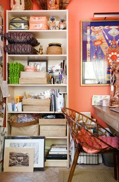 Amy Campbell's Travel-Inspired Townhouse