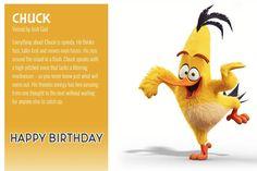 Angry Birds 2 Birthday Ecards Angry Birds Funny, Angry Birds 2 Movie, Happy Birthday Ecard, 2nd Birthday, Birthday Cards, Betty Boop Cartoon, Disney And Dreamworks, Game Art, Mammals