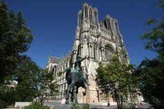Il passato prestigioso di Reims #ViaggiFrancia #ViaggiCitta #CittaFrancia #ViaggiReims #RDVFrance #Rendezvousenfrance