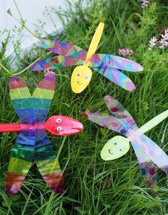 diy-libellule-recup-bricolage-enfants-earth-day