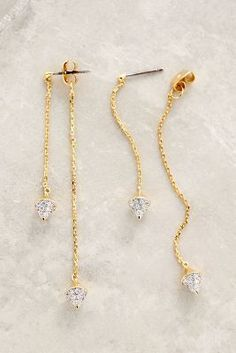 Anthropologie Gwenaelle Earrings