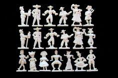 Van Brode International Country Plastic Figures Cereal & Milling Co Premium Toy   | eBay