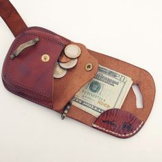 Coin purse - billfold