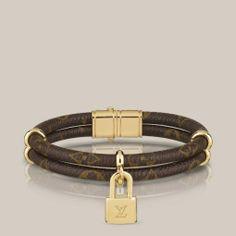 Louis Vuitton Bracelet Monogram Keep It Twice - - Accessoires