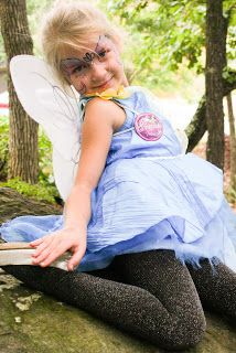 Take Fairy Pictures at your Fairy Birthday Party