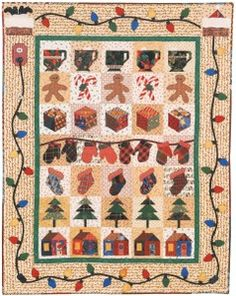 bom_stringoflightschristmas, The Cotton Patch