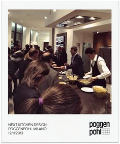 Next Kitchen Design Event by MAGA Milano