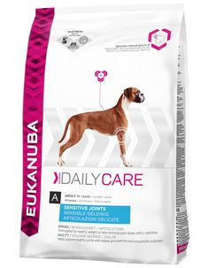 Eukanuba Daily Care Sensitive Joints kg Healthy Weight, Stress, Delicate, Pets, Psychological Stress, Animals And Pets