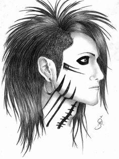 Ashley Purdy drawing!