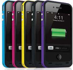 Utiliser une coque avec batterie iphone