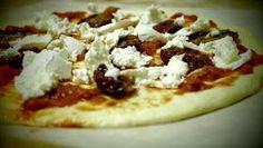 Vékony tesztájú pizzateszta