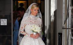 تحميل خلفيات نيكي هيلتون, النموذج الأمريكي, العروس, فستان الزفاف, الأخت باريس هيلتون
