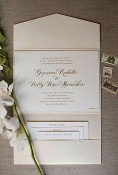 Genny Barr   New Orleans Wedding. Invitation suite vintage stamps portfolio invitation suite traditional wedding stationery