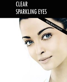 GET CLEAR SPARKLING EYES
