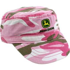 John Deere Girls Pink Camo Cadet Cap Hat (L/XL (10-14)) John Deere,http://www.amazon.com/dp/B00JS4GGP2/ref=cm_sw_r_pi_dp_MfuCtb09VZJK7NQK