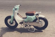Honda Dream BB Cub Thailand