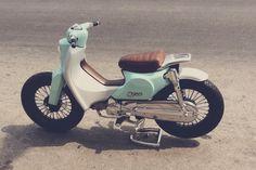 Honda Dream BB Cub Thailand