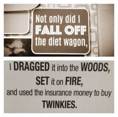 Lmao. Anything but Twinkies.