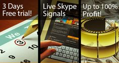 Skype Real Time Trading Indicators and Signals Guaranteed up to 100% Win Rate in Stock and Forex with Best Binary Options Trading.Get Free Trial bonus
