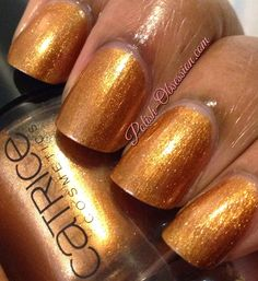 #Catrice Oh My Goldness!