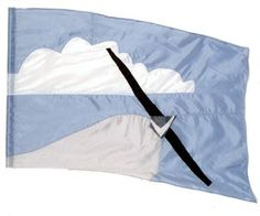 fi506 Flight Color Guard flag from The Band Hall