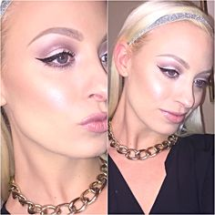 #TheBeautyBoard Makeup of the Day: Champagne Pop! by blondieee. Upload your look to gallery.sephora.com for the chance to be featured! #Sephora #MOTD