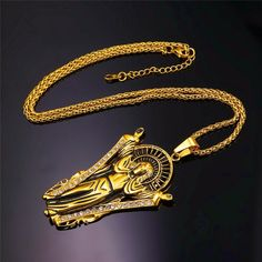 18K Gold Plated Crystal Jesus Pendant With Necklace.  Features: 100% Brand new, high quality and a MUST HAVE! The quality is very good, it is experienced preci