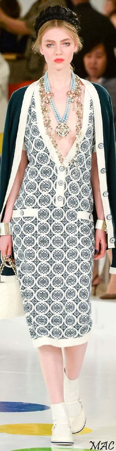 Resort 2016 Chanel