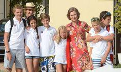 La reina Sofía, una enamorada de Mallorca - Foto 1