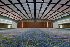 Milliken and tvsdesign renovated the New Orleans Ernest N. Memorial Convention Center. Floor covering served as an important role in creating a flexible space within the community landmark.