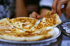 #Khachapuri time! #georgia #cuisine #travel #yummy #cheese