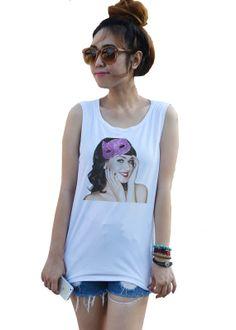 Katy Perry Tank Billboard Artist Pop Punk Rock Artist by dazztees, $14.99
