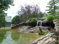 Wisconsin Trails - North American River Otter Exhibit