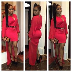 Toya Wright -this dress