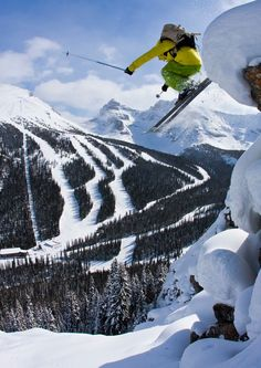 I want to ski in switzerland like a pro Alpine Skiing, Snow Skiing, Ski Ski, Apres Ski, Sunshine Village, Banff National Park, Ski And Snowboard, Extreme Sports, Plein Air