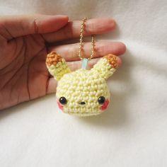 Amigurumi - Judith Collection - Pikachu Crochet - Free Pattern