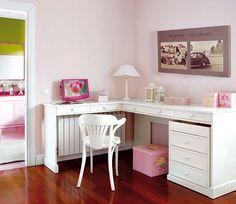 Jurnal de design interior - Amenajări interioare, decorațiuni și inspirație pentru casa ta: Amenajare cameră și baie pentru o fetiță