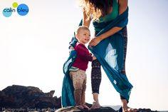 Calin Bleu - Ocean Teal Cotton Gauze Wrap - Mum and Toddler Baby Wearing Wrap, Father And Baby, Enjoy The Sunshine, Woven Wrap, Body Heat, Gauze Fabric, Baby Grows, Kimono Top, Teal