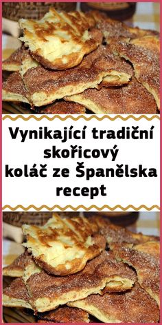 Czech Recipes, Banana Bread, French Toast, Food And Drink, Sweets, Breakfast, Desserts, Kuchen, Essen