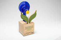 Prêmio Nacional de Conservação e Uso Racional de Energia – troféu: