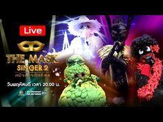 LIVE THE MASK SINGER SEASON 2 !! | 27 เม.ย. 60 l Popular Right Now  Thailand