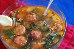 Cape Verde Portuguese Kale soup This is awesome! Get the amazing recipe and learn about the culture at http://www.internationalcuisine.com it's free!