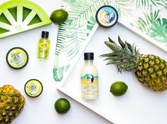 How to Beat the Holiday Blues with The Body Shop's New Range