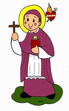 Mis ilustraciones: San Antonio María Claret