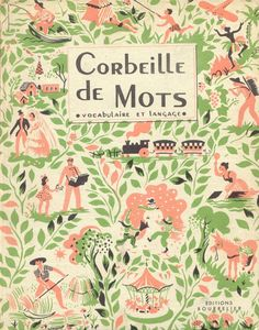 vintage french textbooks | LEIF BLOG
