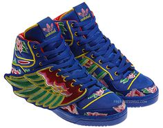 Eason Chan x adidas Originals by Jeremy Scott   JS Wings Special Edition Chinese New Year | Available