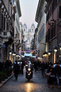 Via della Fontanella Borghese (photo Luca Semplicini)