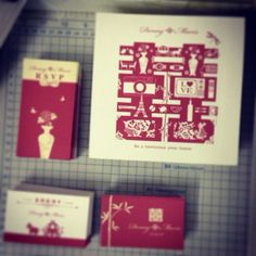 Chinese invitation with a twist - Day For Us