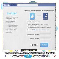 """¿Cómo vincular tú Twitter con Facebook?, paso 5.  Haz clic en """"Permitir que Twitter actualice tus estados de Facebook"""" en la aplicación de Twitter. En la siguiente página, haz clic en """"Permitir actualizaciones de estado"""". Si deseas conocer más de twitter y de lo que está pasando en este momento en esta red social, no se te olvida visitarnos en nuestro portal web: http://www.merksocial.com/ y entérate."""